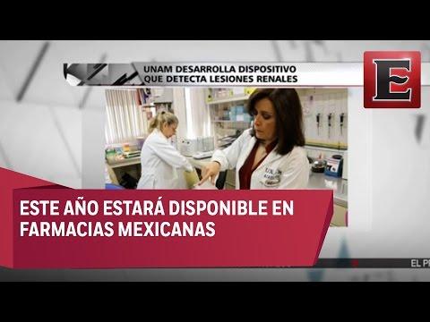 En la UNAM crean dispositivo para detectar lesiones renales