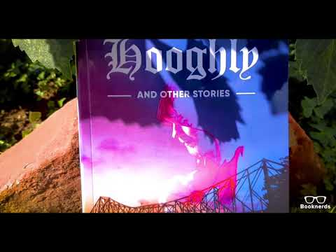 Booknerds Unboxing   The Chronicler of the Hooghly   Author Shakti Ghosal