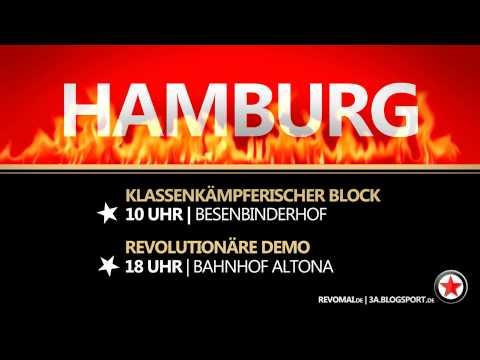 Demos Hamburg 1. Mai – Der Tag der Arbeit