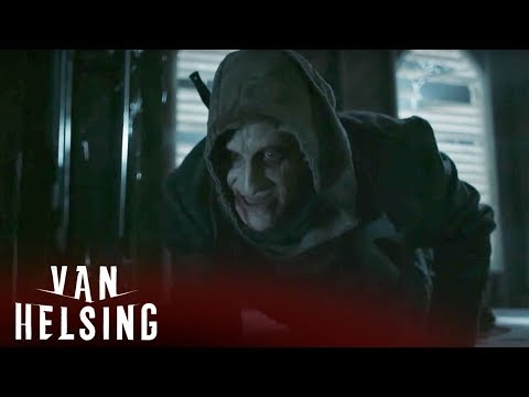 VAN HELSING | Season 2, Episode 5 Clip: After the Fall | SYFY