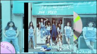 Download Lagu [AUDIO/MP3] DIA -나랑 사귈래 (Will You Go Out With Me) Mp3