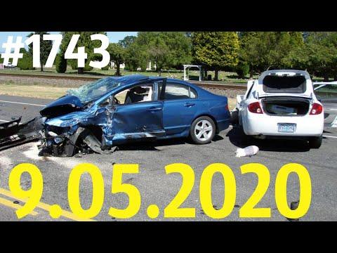 Новая подборка ДТП и аварий от