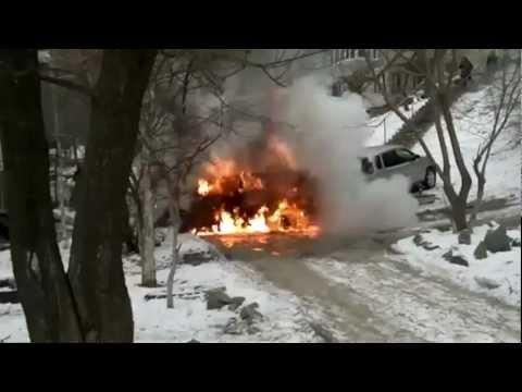 Аварии и ДТП декабрь 2012 неделя 3 | Car Crash compilation winter