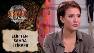 Video Survivor Panorama | 71. Bölüm | Elif'ten Sahra itirafı! MP3, 3GP, MP4, WEBM, AVI, FLV Mei 2018