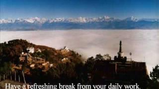 Nagarkot Nepal  city photos gallery : Nagarkot - Nepal . More than sunrise, sunset n Himalayas