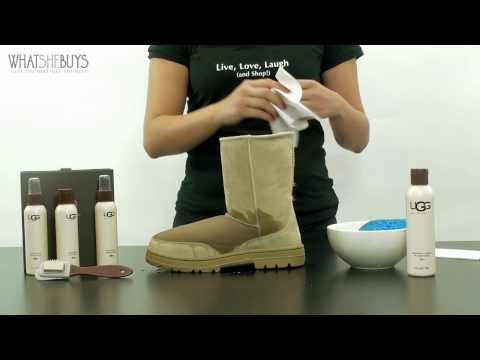 How To Care For UGG Sheepskin Footwear