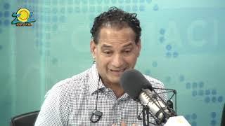 José Laluz comenta sobre el tema de la avería del Internet