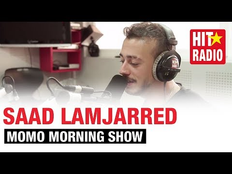 SAAD LAMJARRED DANS LE MORNING DE MOMO SUR HIT RADIO - 19/09/2013