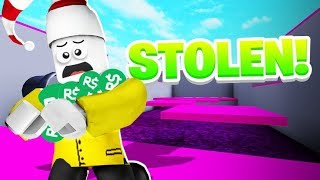 this roblox simulator stole my robux...