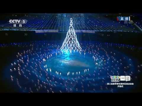 一眼望過去還以為是聖誕樹的景象,只要鏡頭放大一看後…大家都說不出話來了!