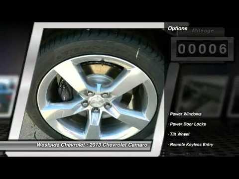2013 Chevrolet Camaro Katy Texas 30720