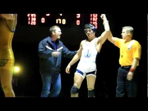 2012 Battle for the Belt Highlight