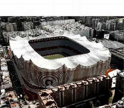 Estadio del Sevilla FC