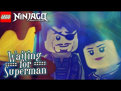 Waiting For Superman - Ninjago Tribute (Daughtry)