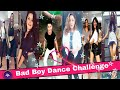 Bad Boy Dance Challenge Musically Compilation #Badboy | Musically India Compilation.
