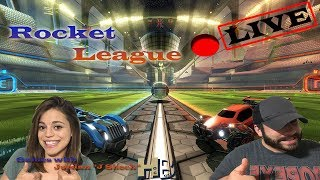 LIVE Rocket League with J Shech and Subscribers!! All subscribers are welcome to the games!! Lets play car soccer 1v1, 2v2, 3v3, qne 4v4! Gamer Tag: ...