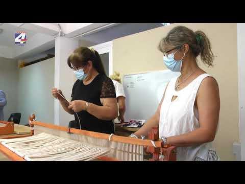 Escuela de Artesanías finaliza sus cursos en diciembre