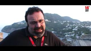 Ischia Film Festival 2016 - Incontri in terrazza - Massimiliano Bruno