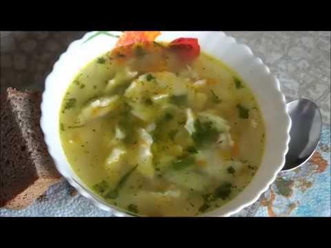 Как вкусно приготовить суп с клецками с