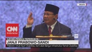 """Video Full Pidato Visi Misi Prabowo """"Indonesia Menang"""" MP3, 3GP, MP4, WEBM, AVI, FLV Juni 2019"""