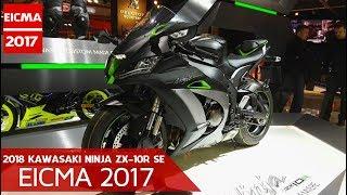7. 2018 Kawasaki Ninja ZX-10R SE at EICMA 2017 | Official Kawasaki Ninja ZX-10R SE for 2018 revealed
