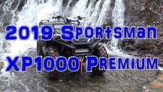 4. 2019 Polaris Sportsman XP1000 Premium vs Base Model