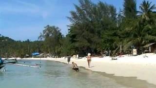 Koh Phangan - Haad Yao Beach - Thailand