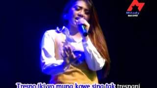 Video Via Vallen - Kanggo Kowe  (Official Music Video) MP3, 3GP, MP4, WEBM, AVI, FLV Agustus 2017