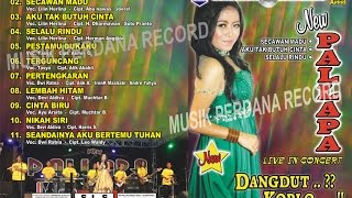 Lilin Herlina - SECAWAN MADU - New  Pallapa