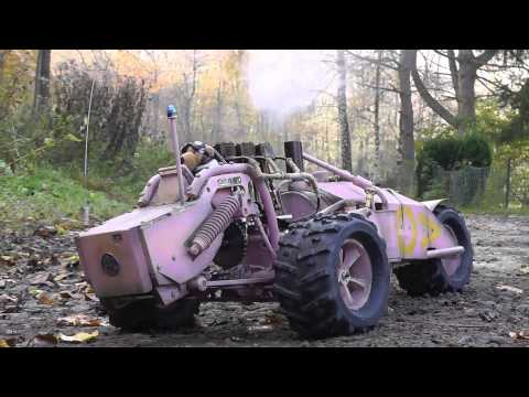 steam - Another Monster out of my Secret Ural Russian Laboratorys: my Steamtrike. Music by prallplatte. Watch devellopement here: http://rc-micromodellbau.de/rc-foru...