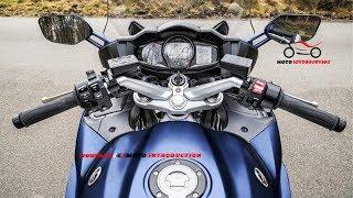 7. New 2019 Yamaha FJR1300ES Debut at EICMA 2018 | 2019 Yamaha Sport Touring Motorcycles 2019