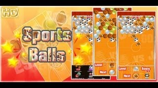 Sports Ball Blast HD YouTube video