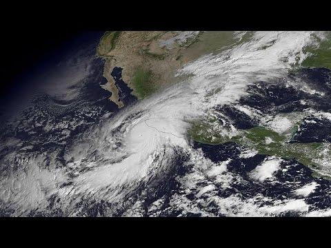 Μεξικό: Η μεγαλύτερη θεομηνία όλων των εποχών στο δυτικό ημισφαίριο
