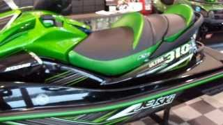 7. 2014 Kawasaki Ultra 310 LX walkaround featuring JETSOUND MUSIC * 310 HP * FIRST LOOK!