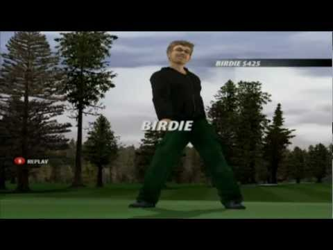 tiger woods pga tour 2005 gamecube cheats