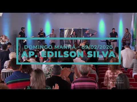 Domindo Manhã 09-02-2020 (Ap. Edilson Silva)