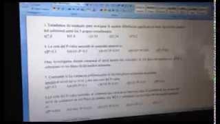 Umh1964 Bioestadística. Examen Febrero 2012-13