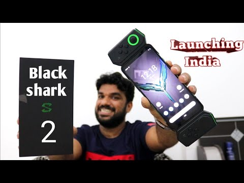 Hindi | Black Shark 2 Unboxing.. Launching India Confirm