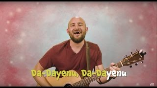 Learn the words to Dayenu