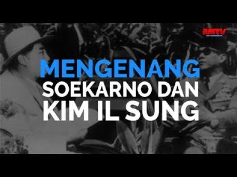 Mengenang Soekarno dan Kim Il Sung