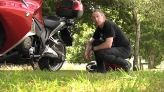 6. Honda VFR1200 review
