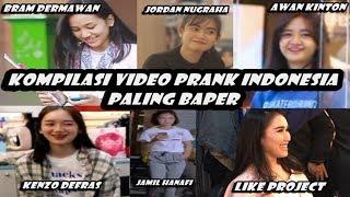 Video INILAH RAJA GOMBAL INDONESIA | KOMPILASI VIDEO PRANK BAPERIN CEWEK MP3, 3GP, MP4, WEBM, AVI, FLV April 2019