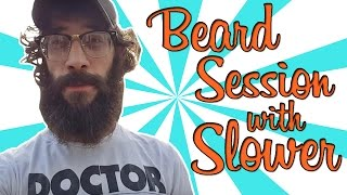 BEARD SESSION W/ SLOWER FUTURE!!! by Strain Central