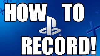 How to Record PS4 Gameplay (Playstation 4 Game Capture tutorial) Battlefield 4 PS4 by Whiteboy7thst