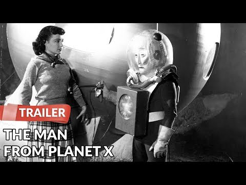 The Man From Planet X 1951 Trailer HD | Robert Clarke