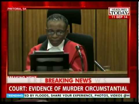 Oscar Pistorius trial live from Pretoria court