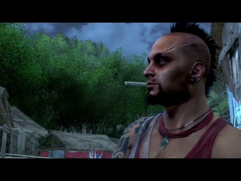 Deep in the heart of insanity you'll encounter Vaas and Buck, two of the most twisted and ruthless savages in Far Cry 3. Learn the rules of the jungle and see how they unleash hell on the unfortunate souls who cross their paths.  Far Cry 3 will be release
