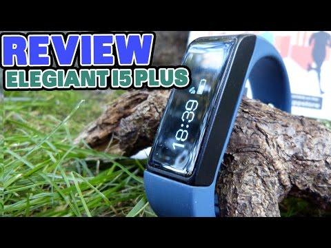 Elegiant I5 Plus im Test: Fitnessarmband für ca. 25 Euro! [deutsch]