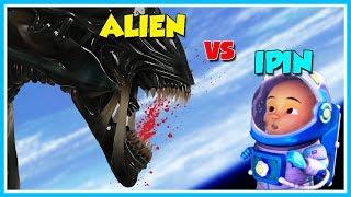 Download Video IPIN vs ALIEN!! Upin Ipin Keluar Angkasa - ROBLOX UPIN IPIN MP3 3GP MP4