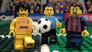 Kampung Jak Malaysia  city photos gallery : Champions League Final 2015 in LEGO (Juventus v Barcelona)